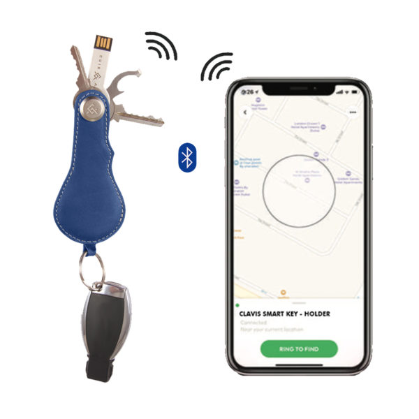 0001 SMART key holder with advanced technology