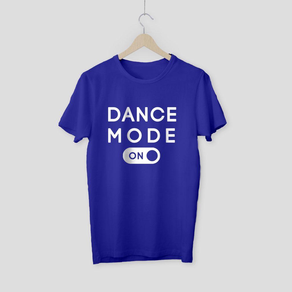Dance Mode Blue