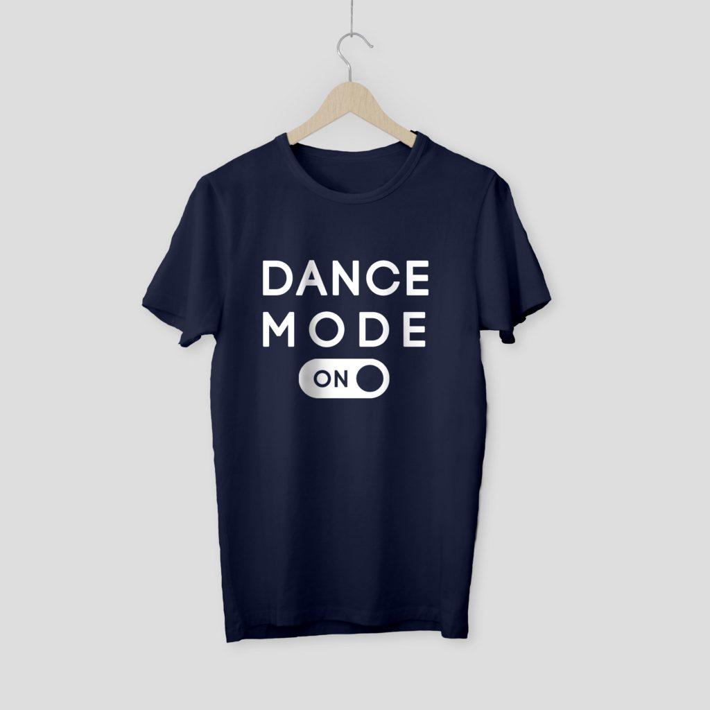 Dance Mode Navy Blue