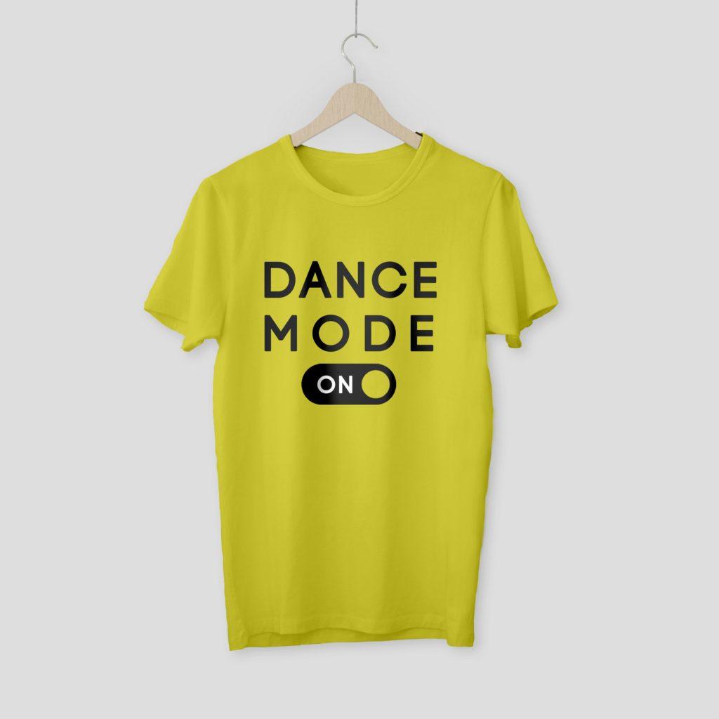 Dance Mode Yellow