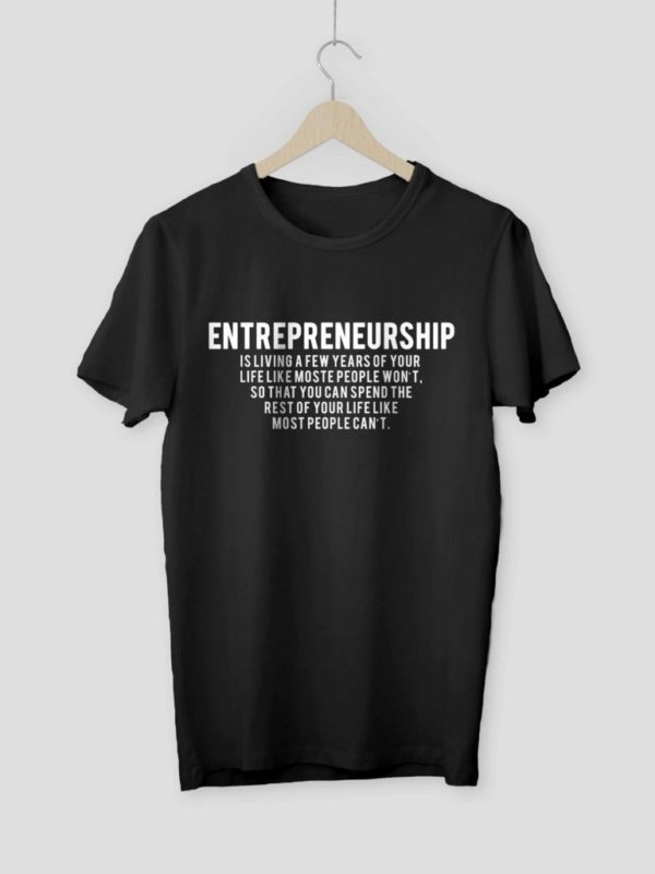 Entreprenerurship Black Crop