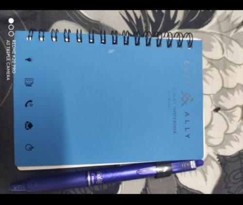 Dexter Pen - Blue Ink photo review