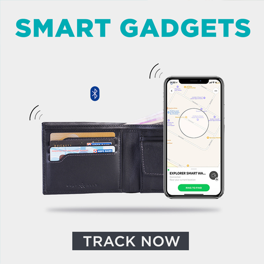 Track Now Smart Gadgets Website Posters